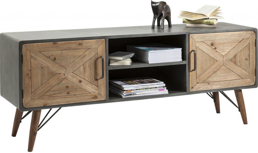 Design Tv Kast : Kare design tv board factory designwohnen